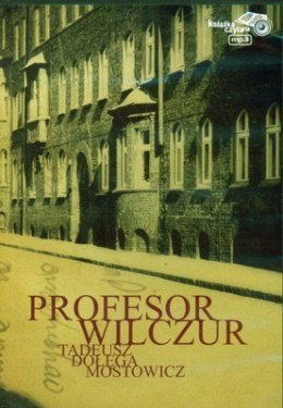 CD MP3 Profesor wilczur