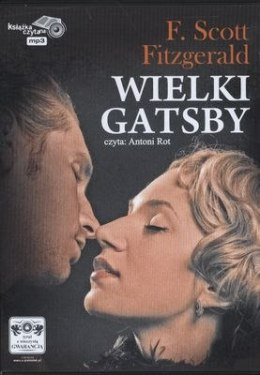 CD MP3 Wielki gatsby