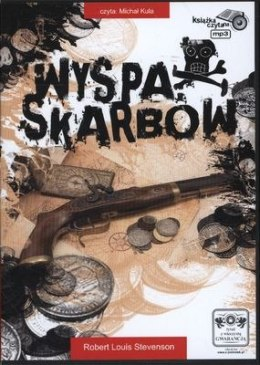 CD MP3 Wyspa skarbów