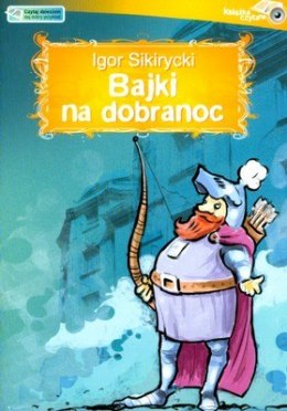 CD MP3 Bajki na dobranoc