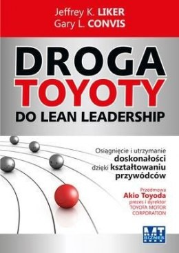 Droga toyoty do lean leadership