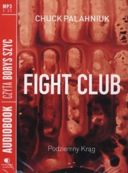 CD MP3 Fight club