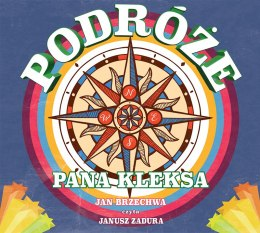 CD MP3 Podróże pana kleksa