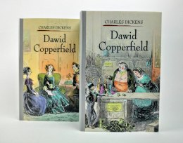 Pakiet Dawid Copperfield. Tom 1-2