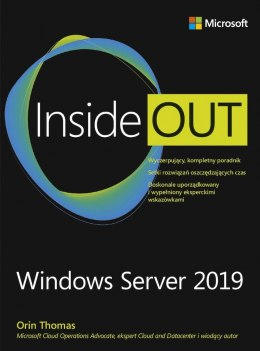 Inside Out. Windows Server 2019