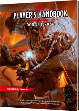 Dungeons and dragons player's handbook (podręcznik gracza)