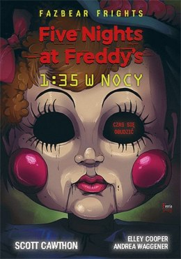 1:35 w nocy. Five Nights At Freddy's