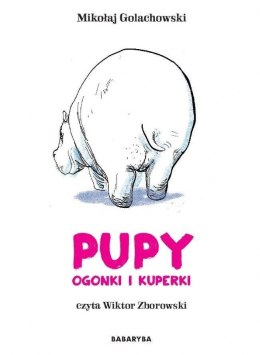 CD MP3 Pupy ogonki i kuperki